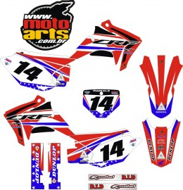 crf 2015 team honda marcelo 14
