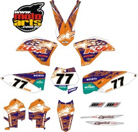 ktm 250 germano casquinha alpinestars